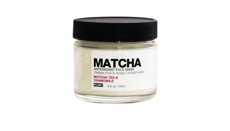 gamme de produits dermatologiques à base de matcha bio
