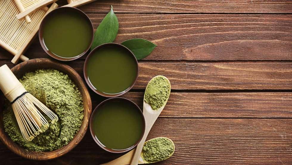 Pourquoi trouve-t-on du thé vert matcha dans les cosmétiques
