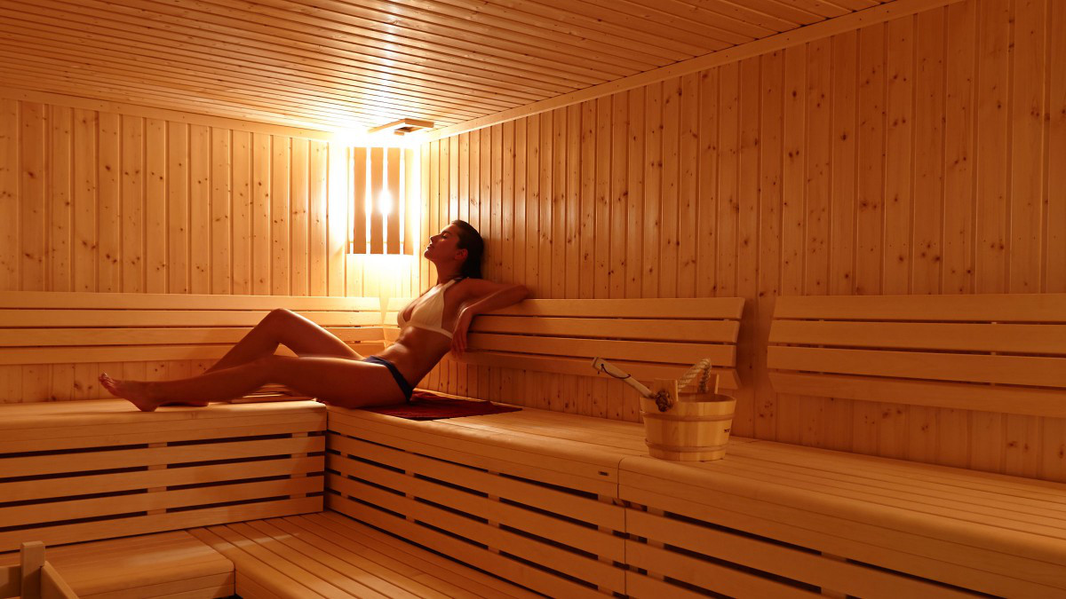 "Mens ""sauna"" in corpore sano"