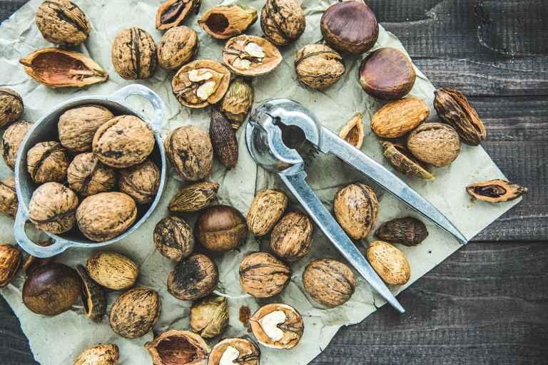 Une étude d'envergure sur les bienfaits des fruits à coque