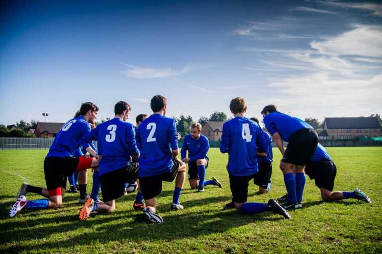 Faire des exercices physique en groupe va au-delà de l'exercice seul