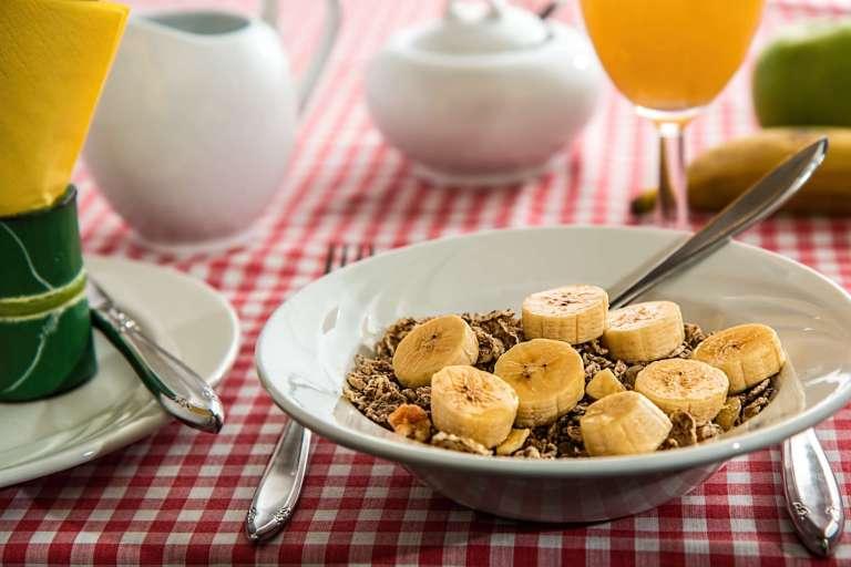 Alimentation saine et riche en fibres