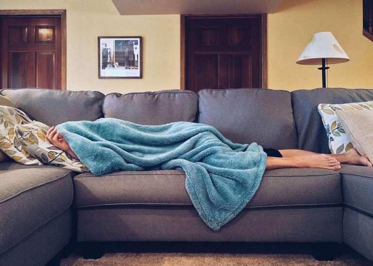 Mieux dormir pour faire fuir la peur