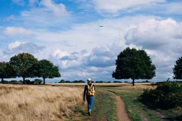 Marcher est une source de bien-être et de longévité