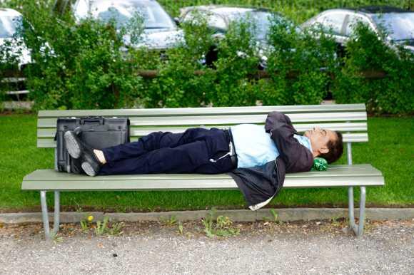 La qualité du sommeil prédit la susceptibilité au trouble de TSPT