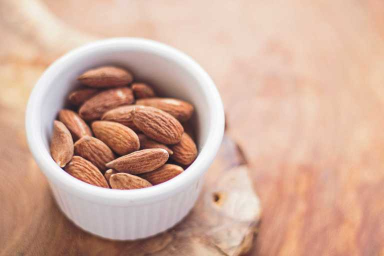 "Nuts are essential allies of our health ""width ="" 768 ""height ="" 512"