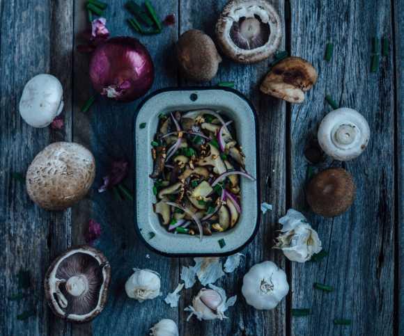 Les bienfaits des champignons sur la santé grâce aux antioxydants