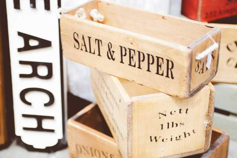 Principaux points pour réduire la consommation de sel