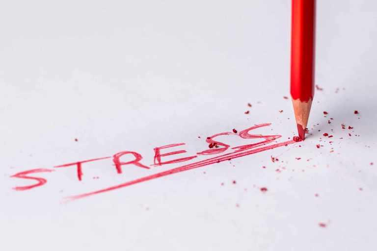 Les points positifs et négatifs du stress