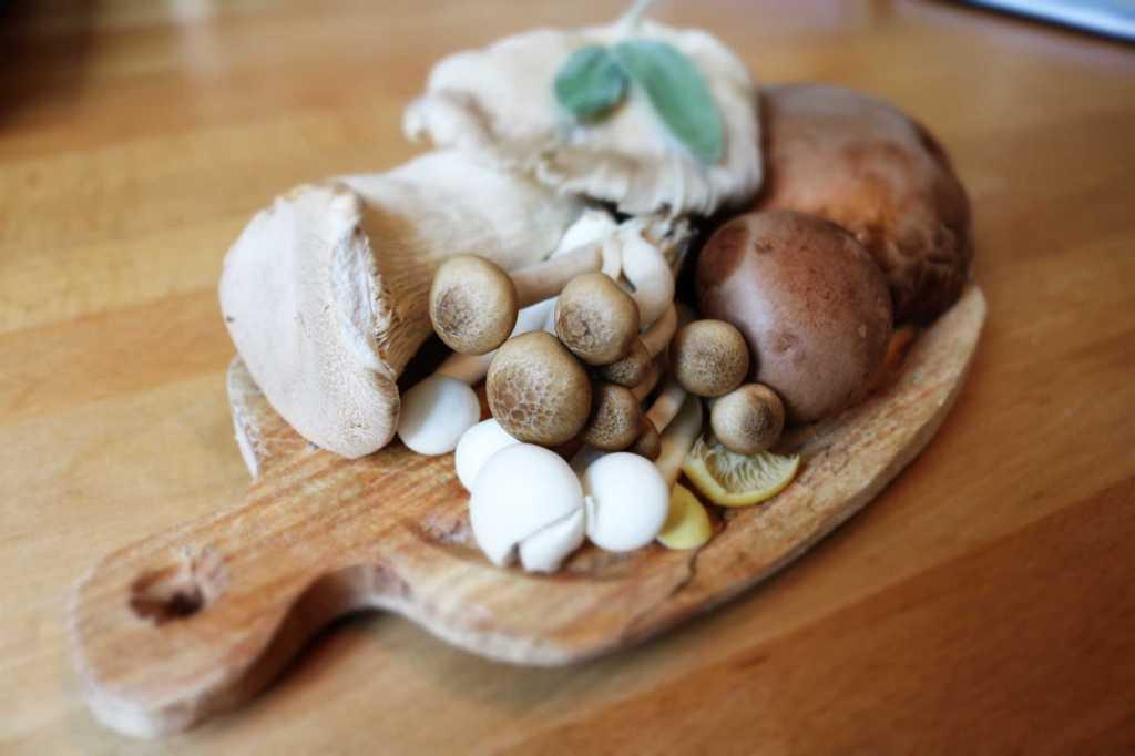 Cuisiner les champignons n'affecte pas leur pouvoir