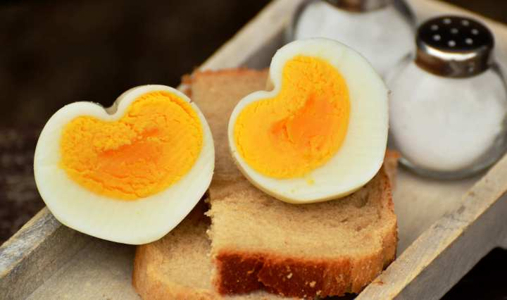 Les bienfaits des œufs pour le développement du cerveau des nourrissons