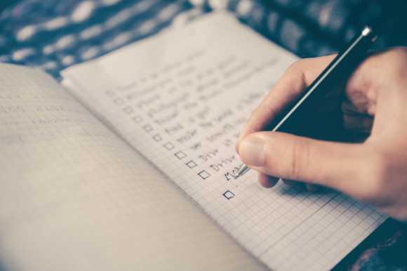 Comment atteindre les bonnes résolutions que l'on se fixe ?
