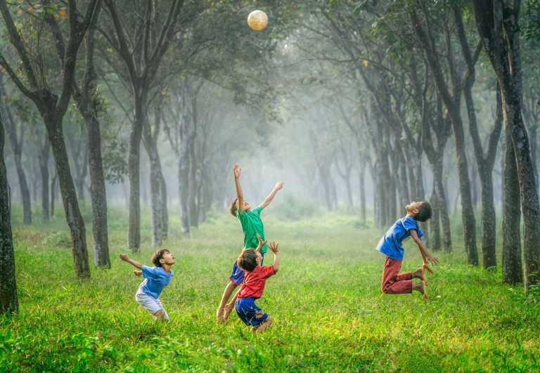 Penser à élever des enfants booste la mémoire
