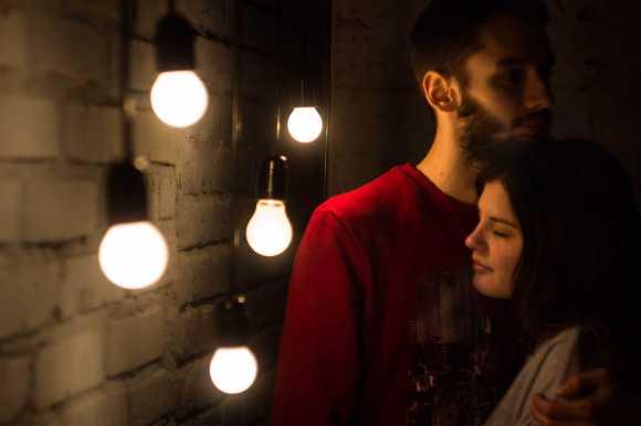 L'odeur d'un partenaire romantique est un antistress