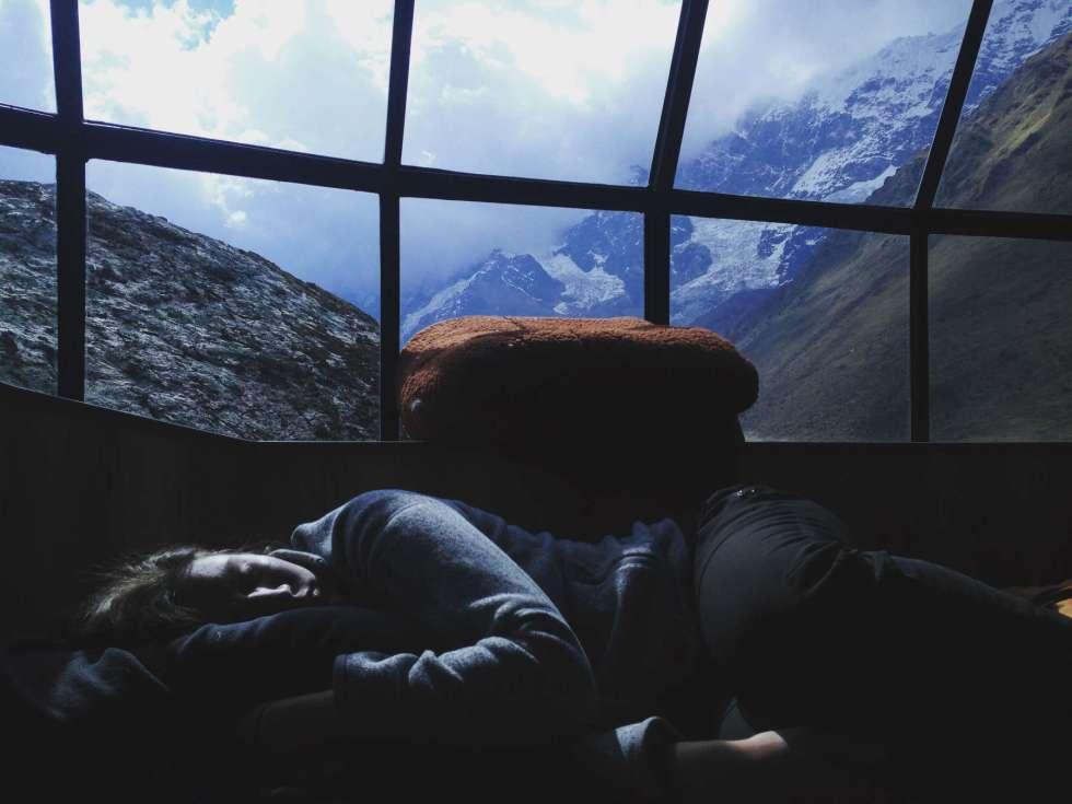 Dormir plus longtemps conduit à une alimentation plus saine
