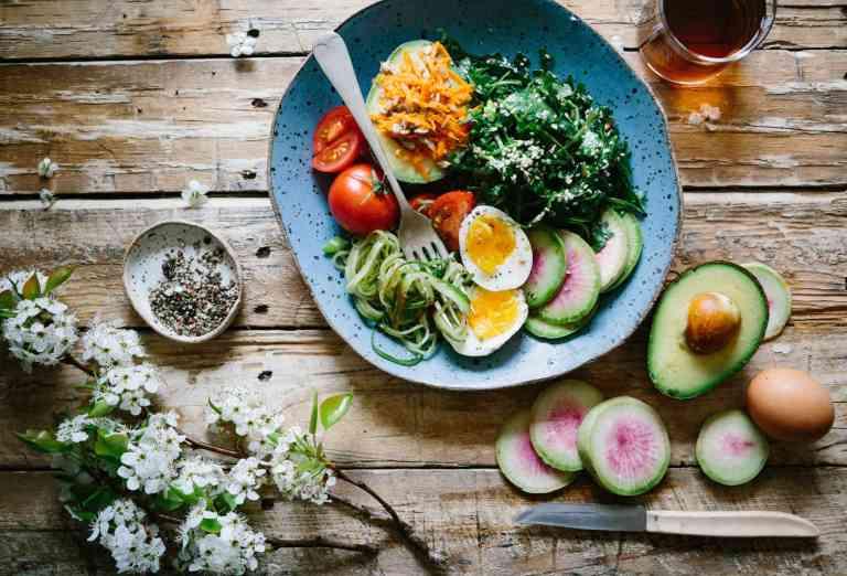 Bienfaits du régime lacto-ovo-végétarien et du régime méditerranéen