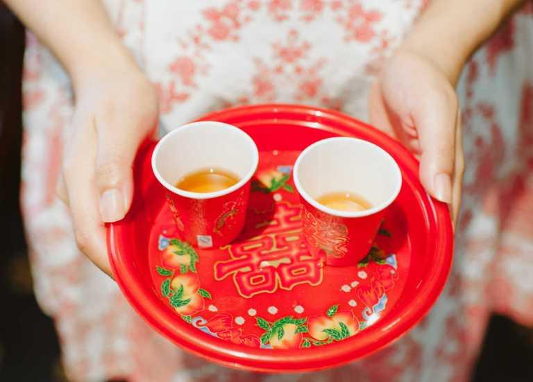 Le thé est un exhausteur d'humeur