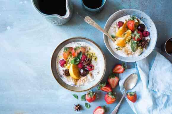 Le petit déjeuner joue un rôle central