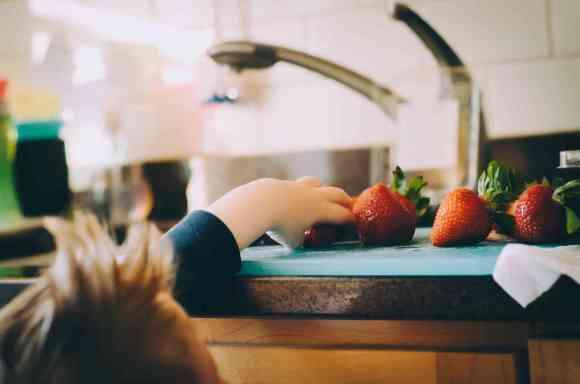 Les facteurs de risque d'allergie alimentaire peuvent être modifiés à la maison