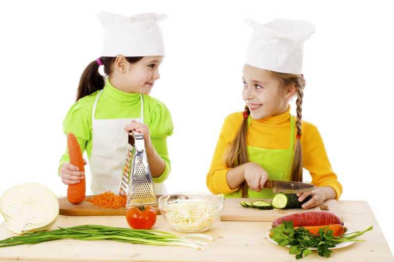 Les joies gastronomiques de l'enfance