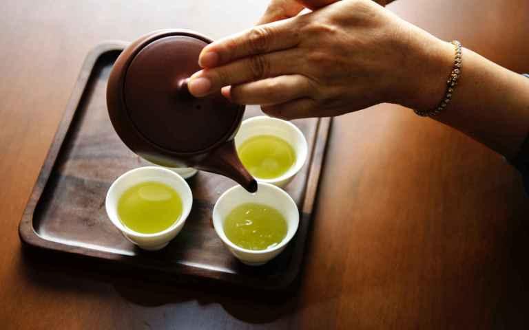 Les bienfaits du thé vert sur le microbiote buccal