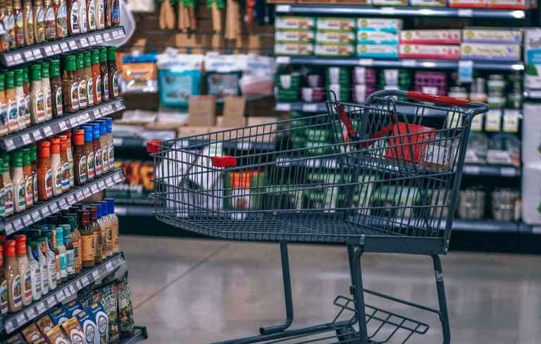 Obésité et supermarchés