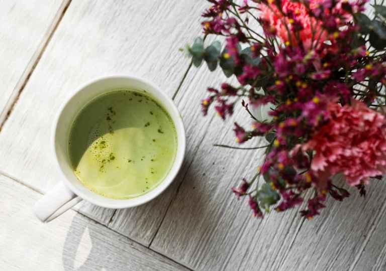 Les bienfaits du thé vert matcha