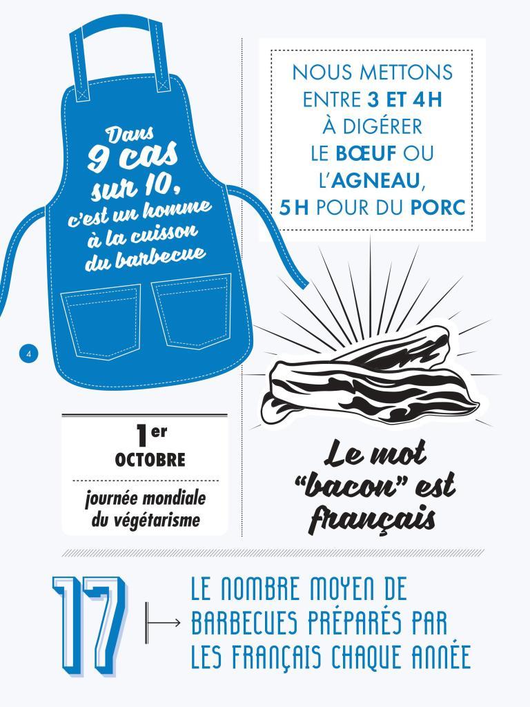 Barbecue en France | DaTa Life En 35 maps & 250 infographies