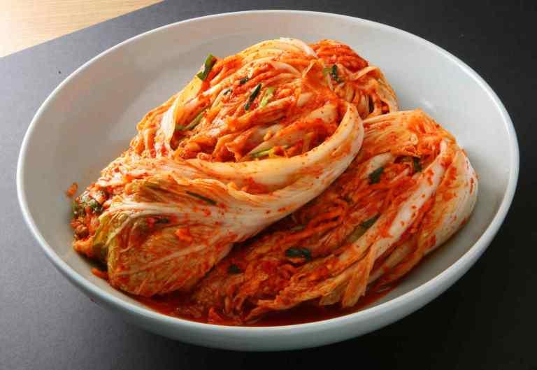Les avantages probiotiques du kimchi coréen