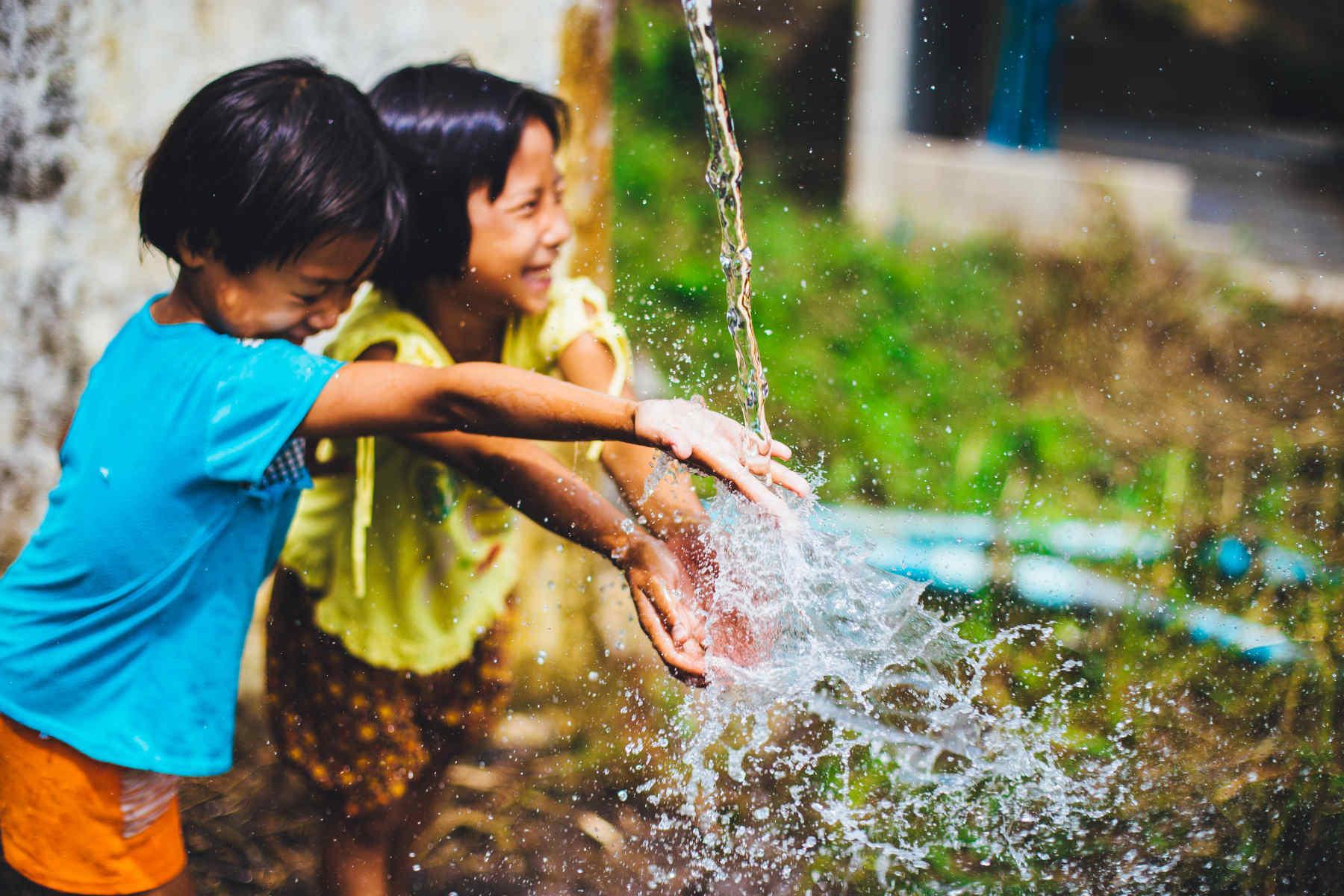 Les enfants élevés en ville ont un système immunitaire moins résistant que ceux élevés à la campagne