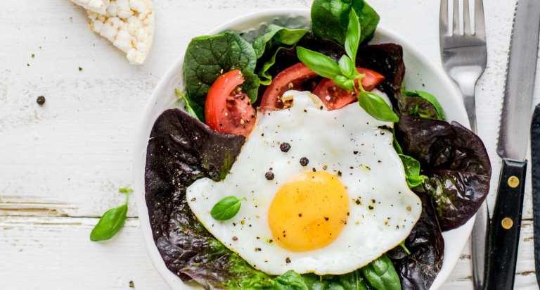 Manger des œufs et l'impact sur la santé