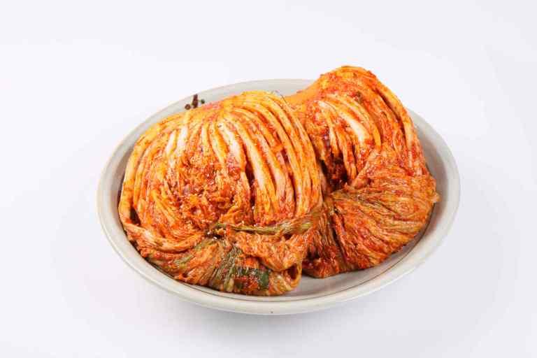 Kimchi traditionnel
