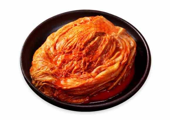 Kimchi végétalien et traditionnel