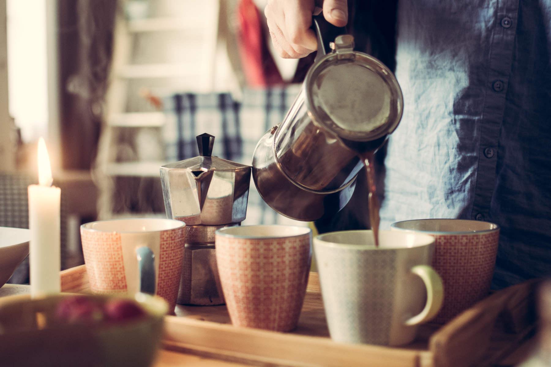 La caféine favorise la protection et la réparation du muscle cardiaque