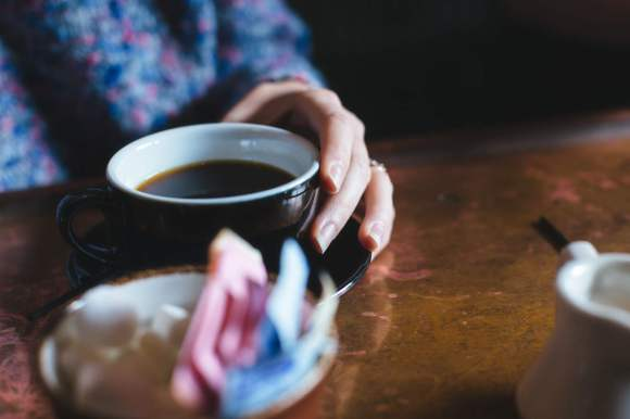 Les bienfaits de la caféine de 4 tasses de café protègent le cœur à l'aide des mitochondries