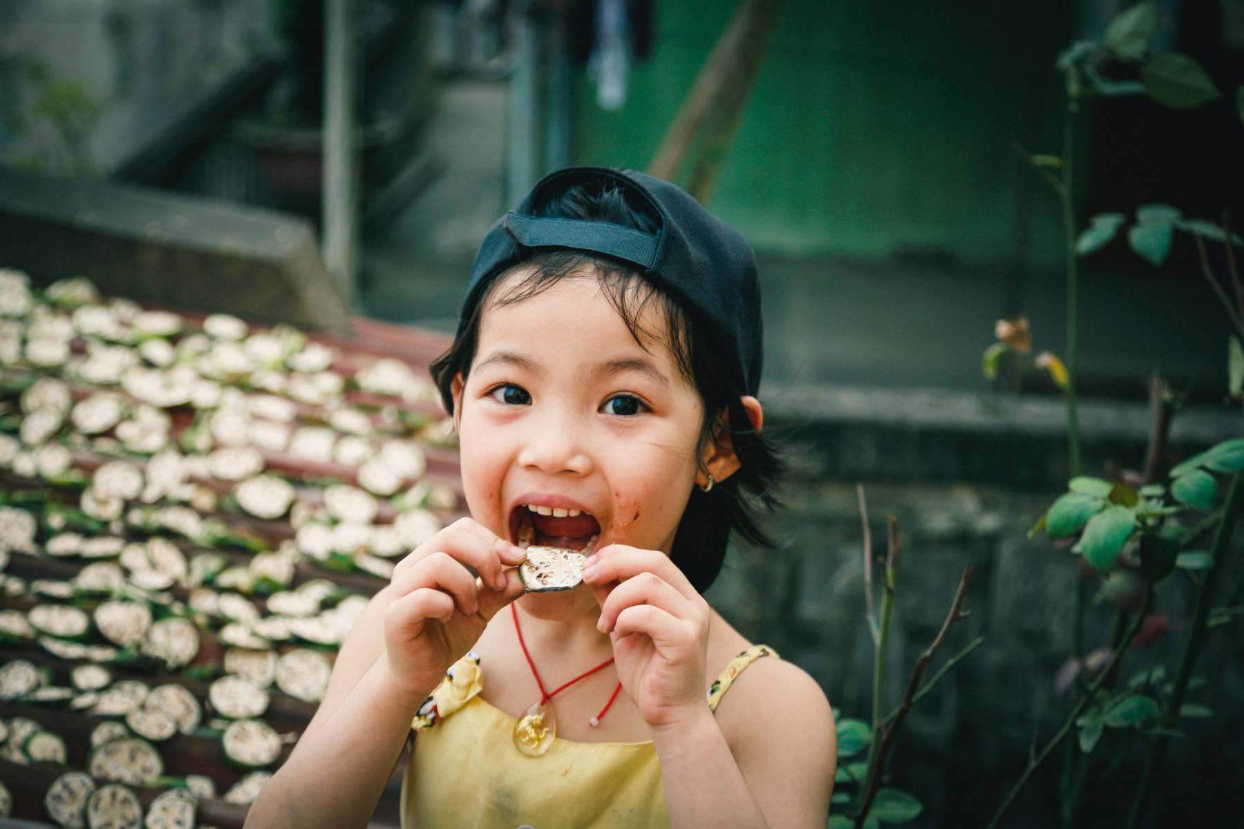 L'apprentissage du goût améliore l'éducation alimentaire des enfants