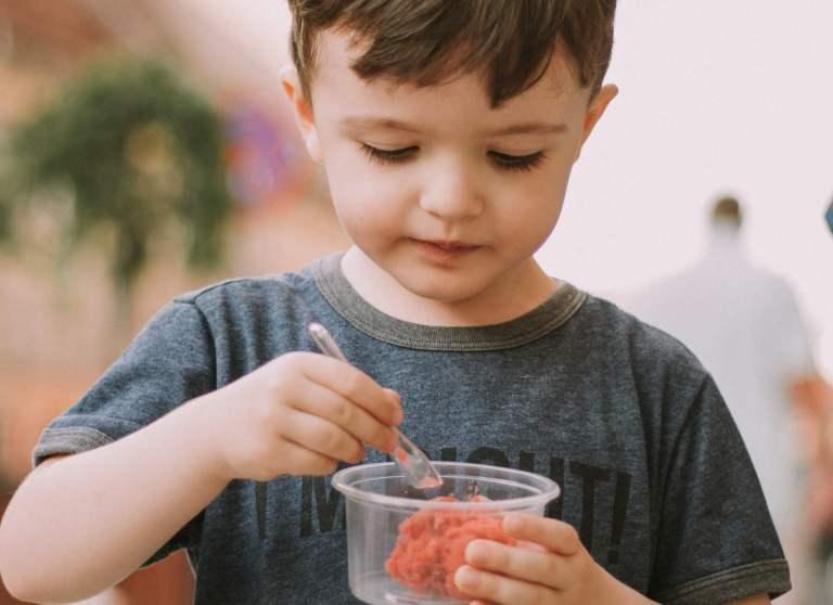 La sensorialité améliore l'équilibre alimentaire des enfants