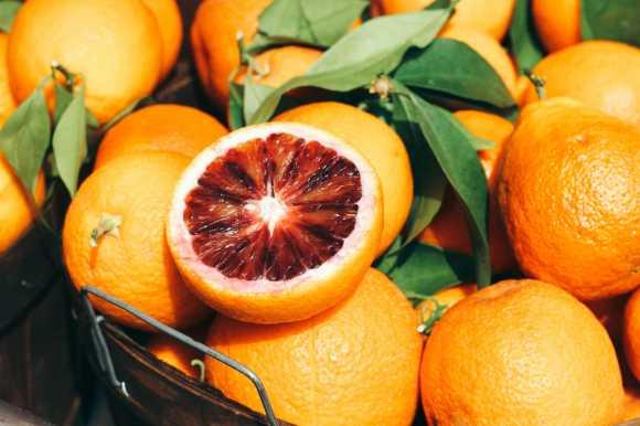Une orange par jour éloigne la dégénérescence maculaire