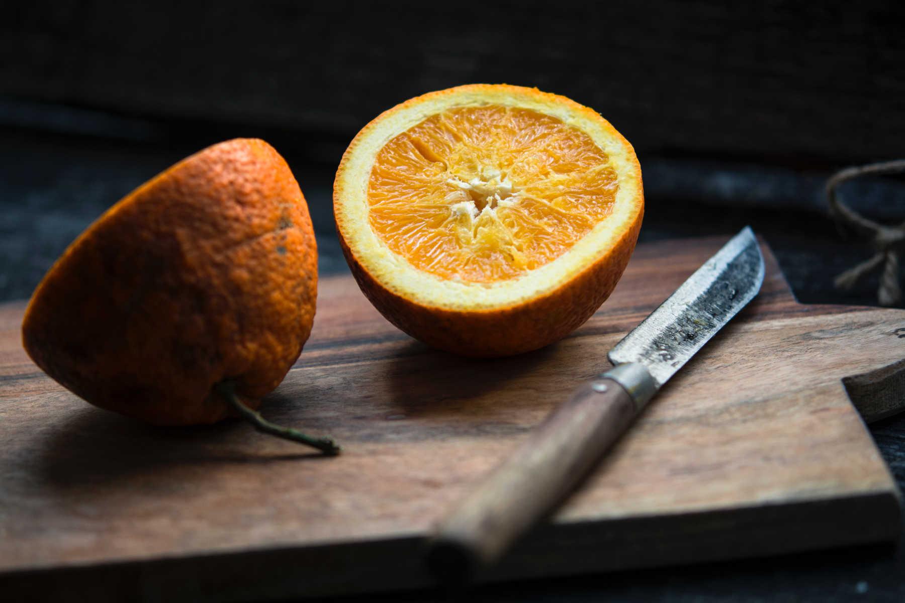 Les bienfaits des oranges contre la dégénérescence maculaire