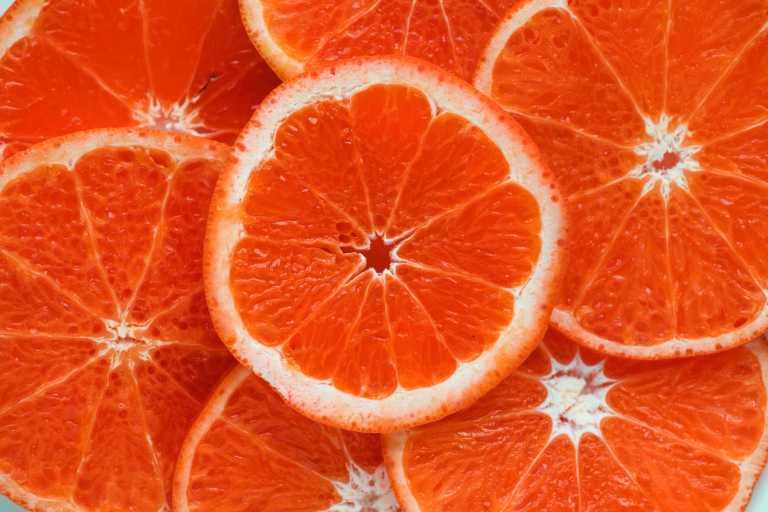 Les vertus des flavonoïdes de l'orange