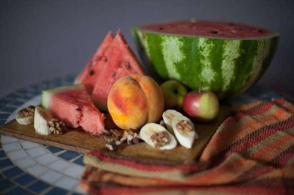 Recommandations alimentaires saines : manger des fruits bio