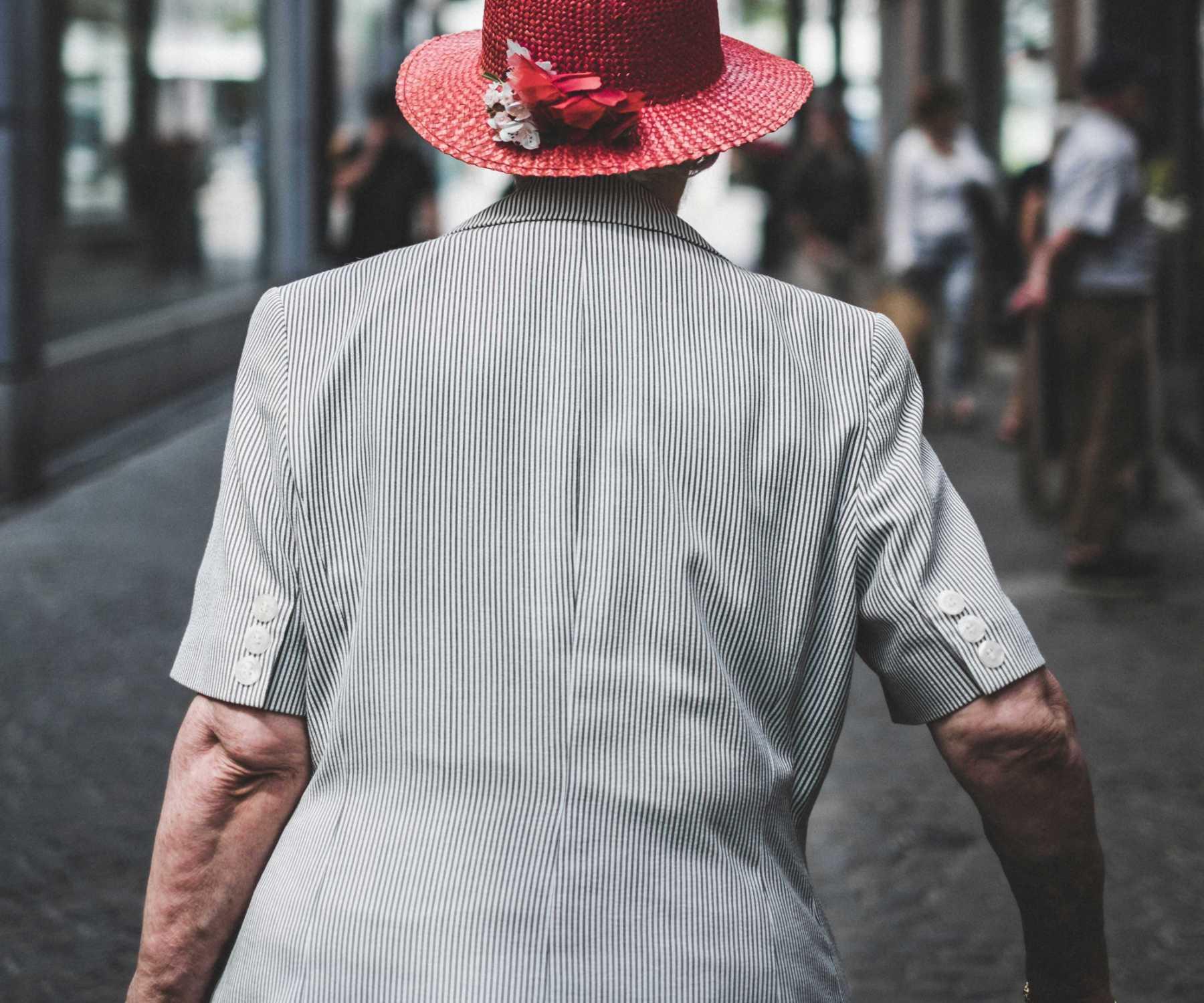 Lien entre graisse du ventre et déficience cognitive chez les personnes âgées