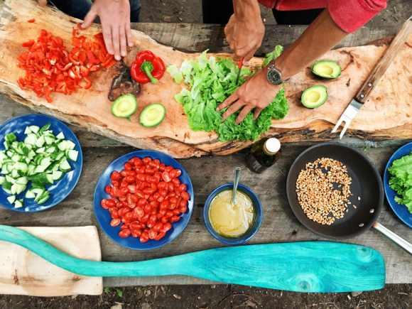 Les légumineuses, les champignons, le café et le thé sont bons pour la santé cardiovasculaire