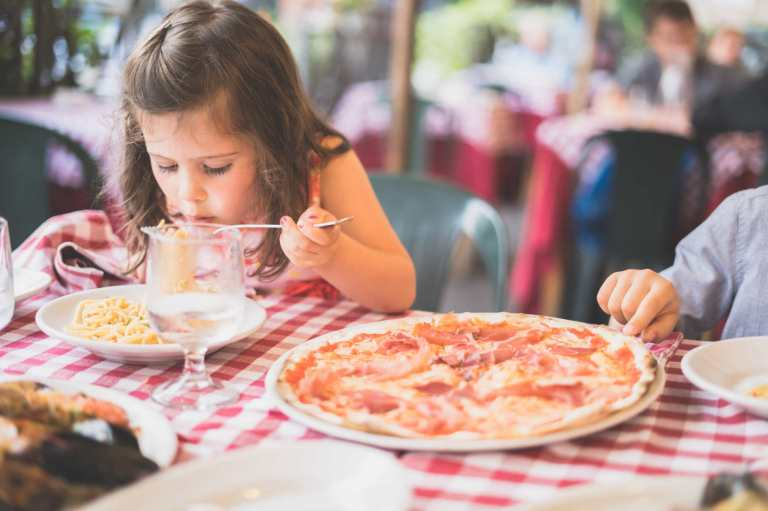 Comment les enfants veulent que leur nourriture soit servie ?