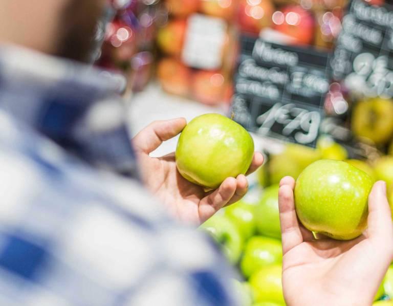 Augmenter des ventes de fruits et légumes