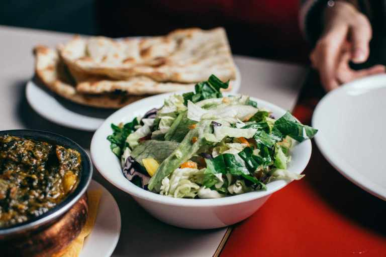 Manger des légumes-feuilles pour prévenir la DMLA