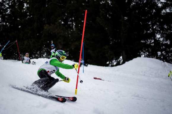 Pratiquer un sport l'hiver