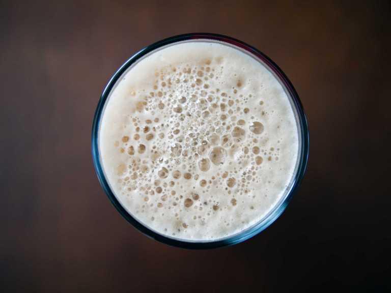 Produit laitier fermenté : faible teneur en matière grasse