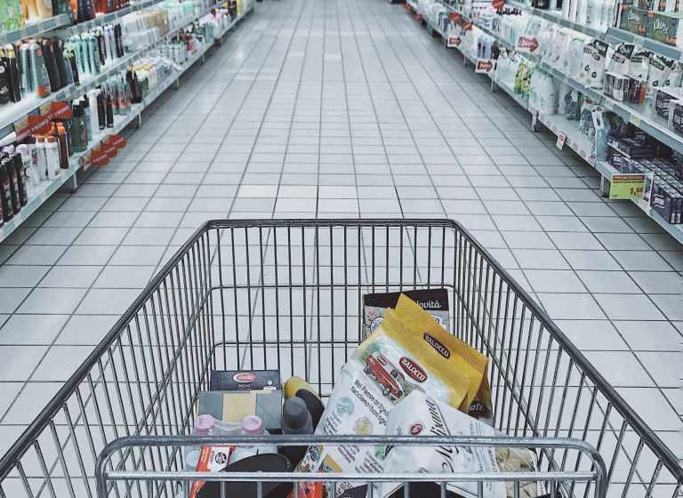 Le retrait des confiseries des caisses de supermarchés