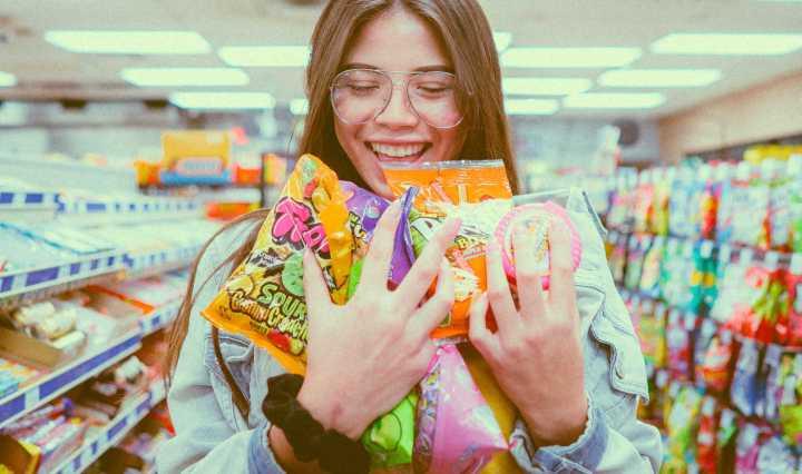 Pourquoi supprimer les friandises des caisses de supermarchés ?